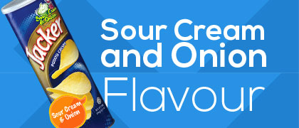 Sour Cream and Onion Flavour