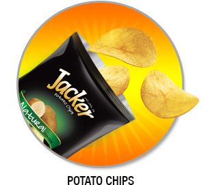 Jacker Potato Chips