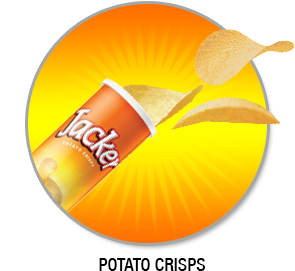 Jacker Potato Crisps