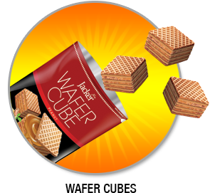 Jacker Wafer Cubes