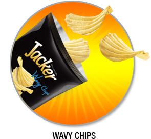 Jacker Wavy Chips